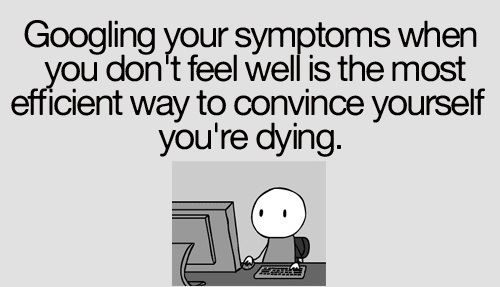 Googling-your-symptoms
