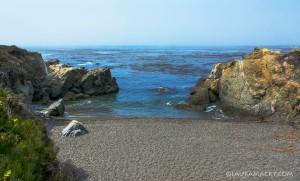 Hidden Beach @ Point Lobos State Reserve