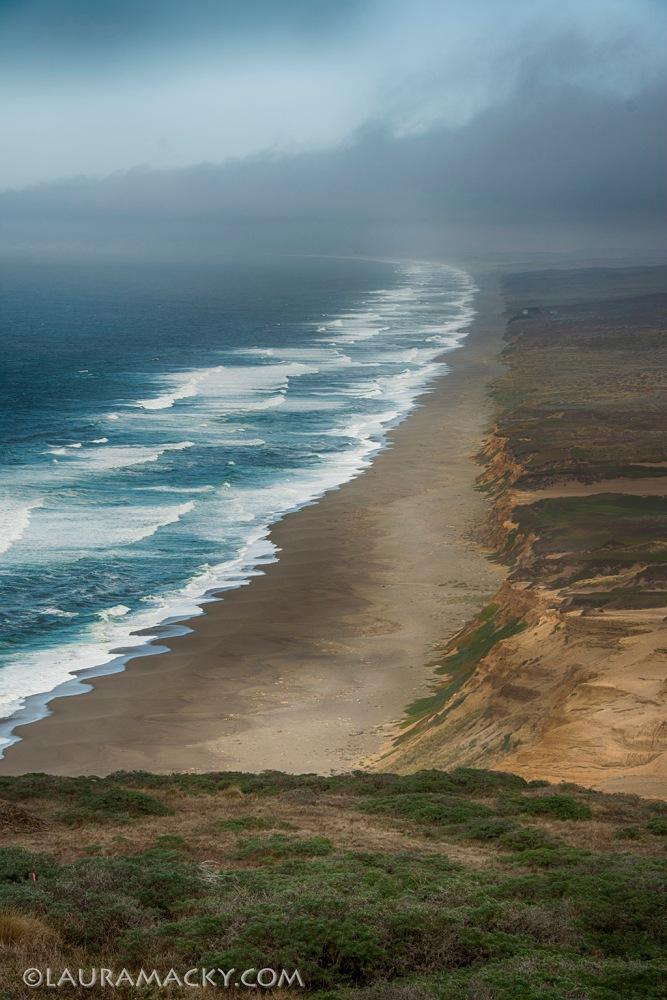 Point Reyes Shoreline