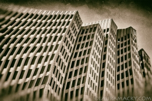 Architecture in Photoshop