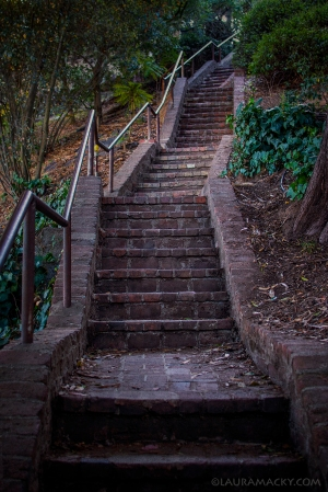 Telegraph Hill Stairs