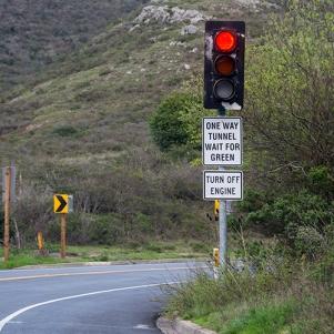 Marin Headlands Tunnel - iPhone