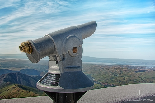 Mt. Diablo Telescope