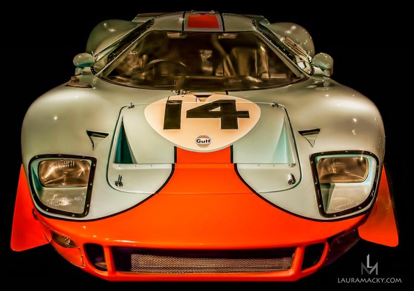 Classic Car at Blackhawk Museum