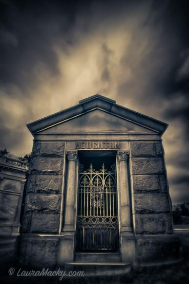 Houghton - Mountain View Cemetery, Oakland, California