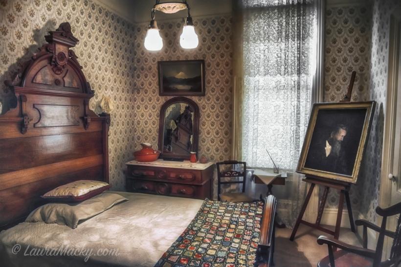 John Muir House - Bedroom