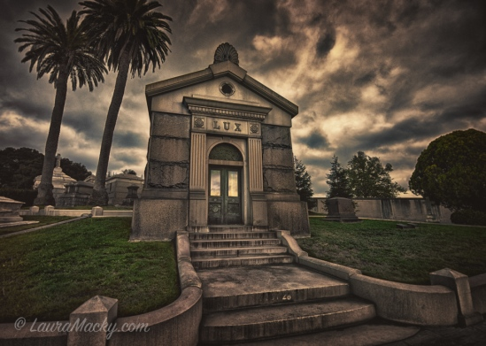 Lux - Mountain View Cemetery