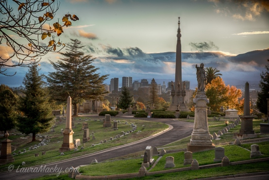 Outlook - Mountain View Cemetery