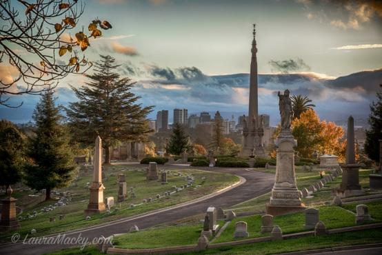 Outlook - Mountain View Cemetery