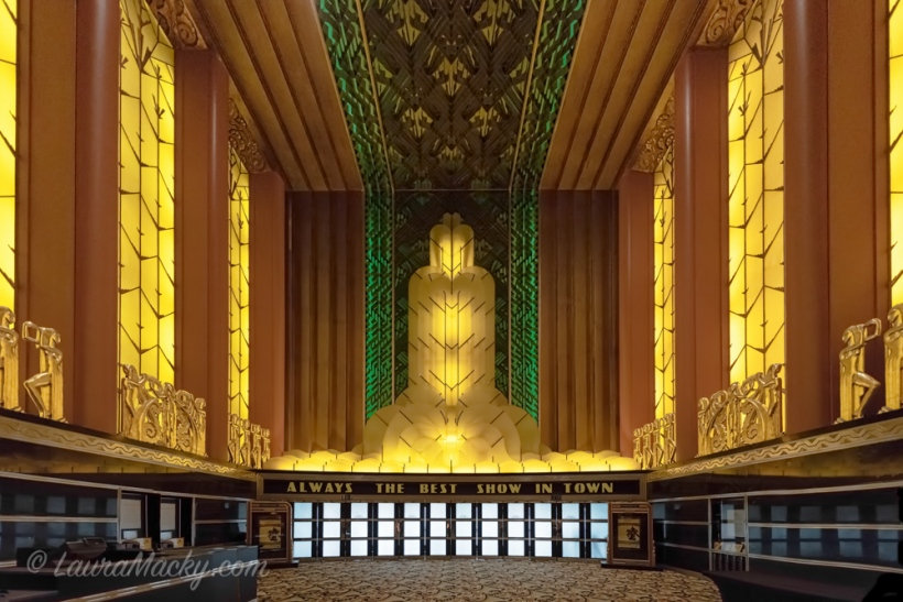 Paramount Foyer