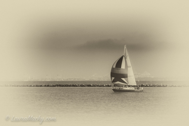 Sailing and a Tune