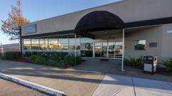 Executive Terminal at Oakland Airport