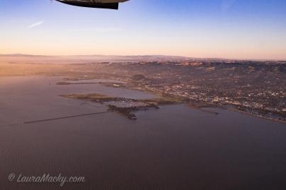 Berkeley & Albany near Bay