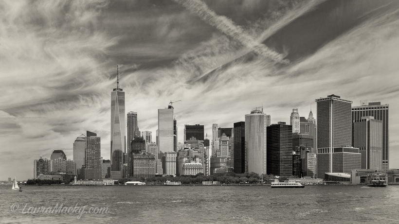 Manhattan Monochrome