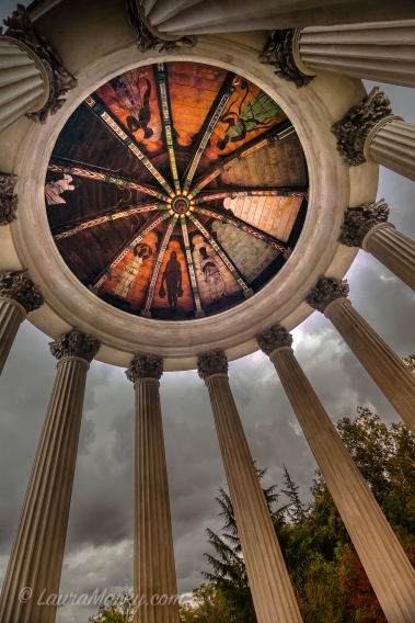 Sunol Water Temple - Rotunda