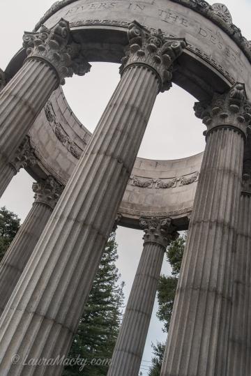 Las Pulgas Water Temple