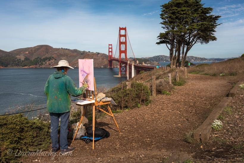 An Artist's View